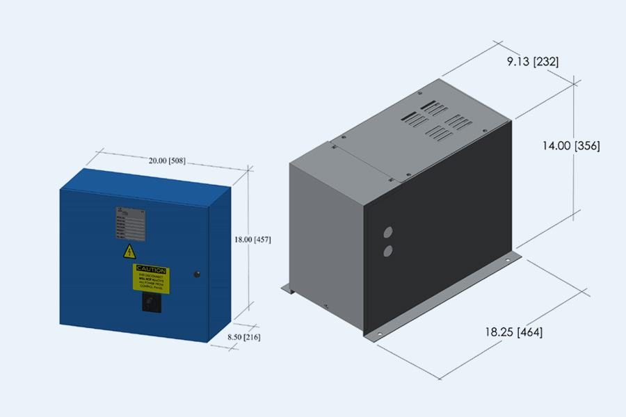 CED 260 Condensate Evaporator