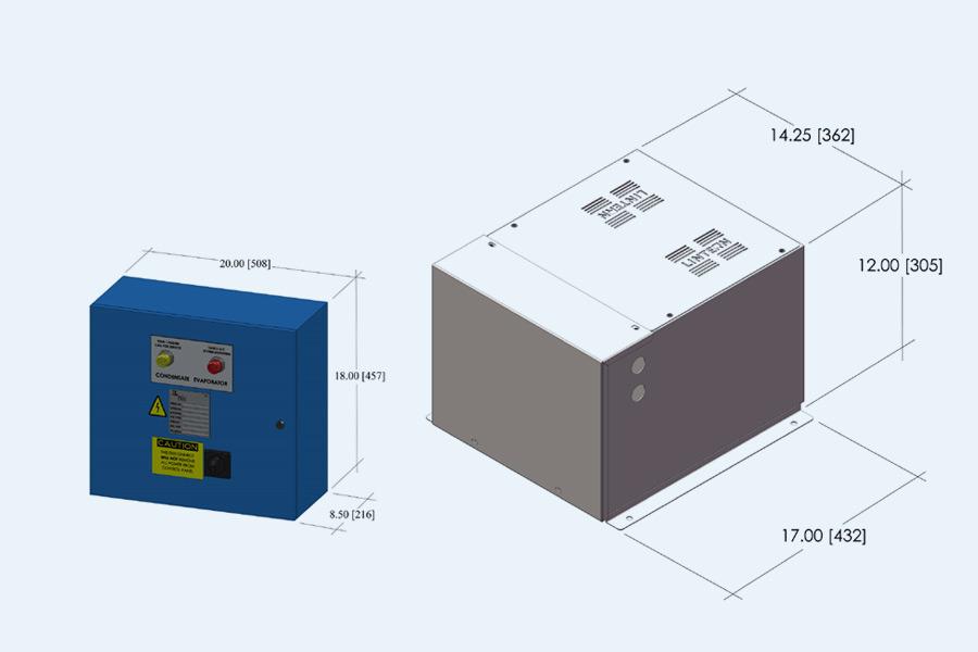 CED 964 Condensate Evaporator