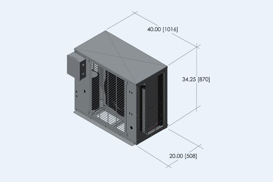 LHDC 36 Condenser