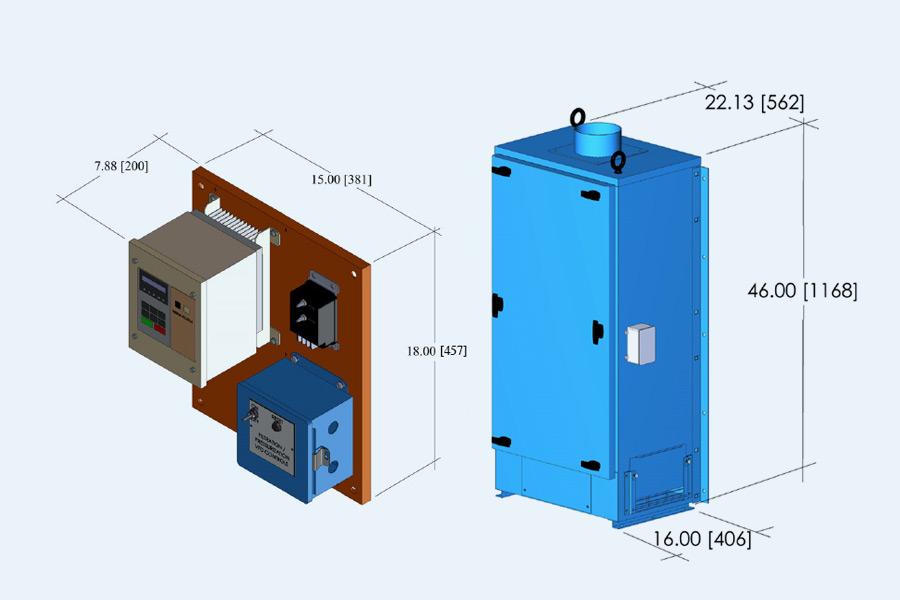 LIC 250 Filtration & Pressurization