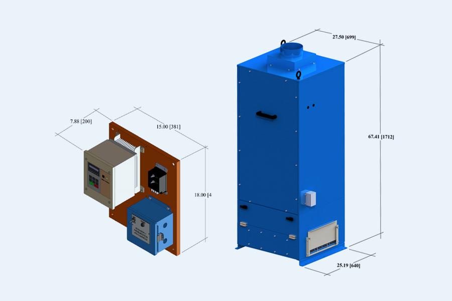 LIF-4000 Filtration Pressurization